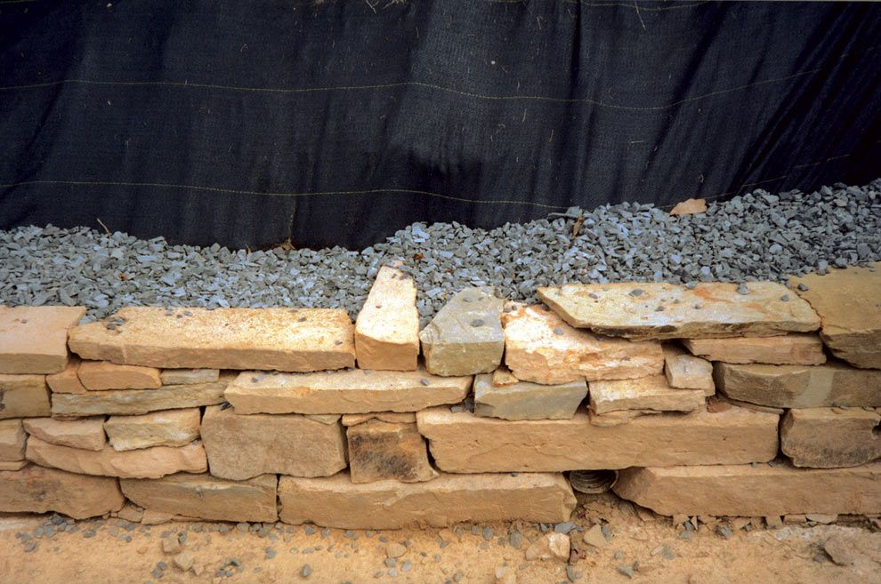 building a dry stack wall state by state gardening on types of structural walls id=87248
