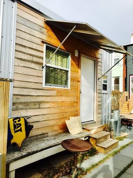 Tiny House Airbnb Washington Dc Renting A House House Home