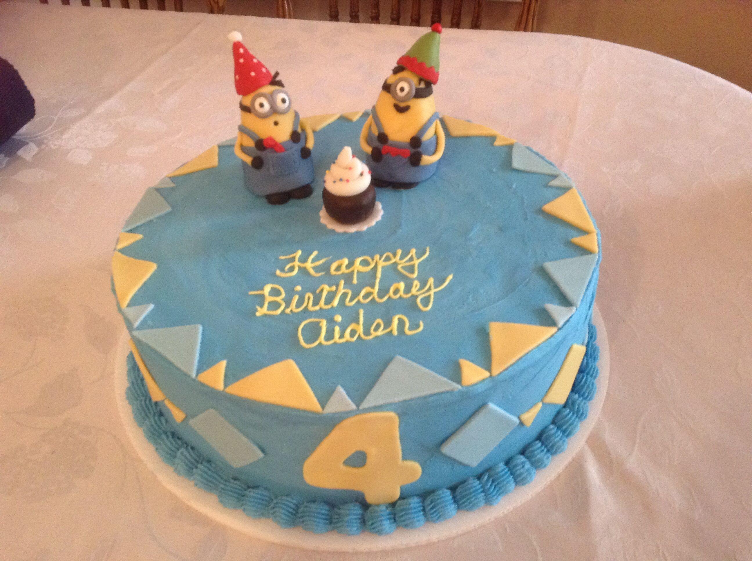 Despicable me cake cake despicable me cake desserts