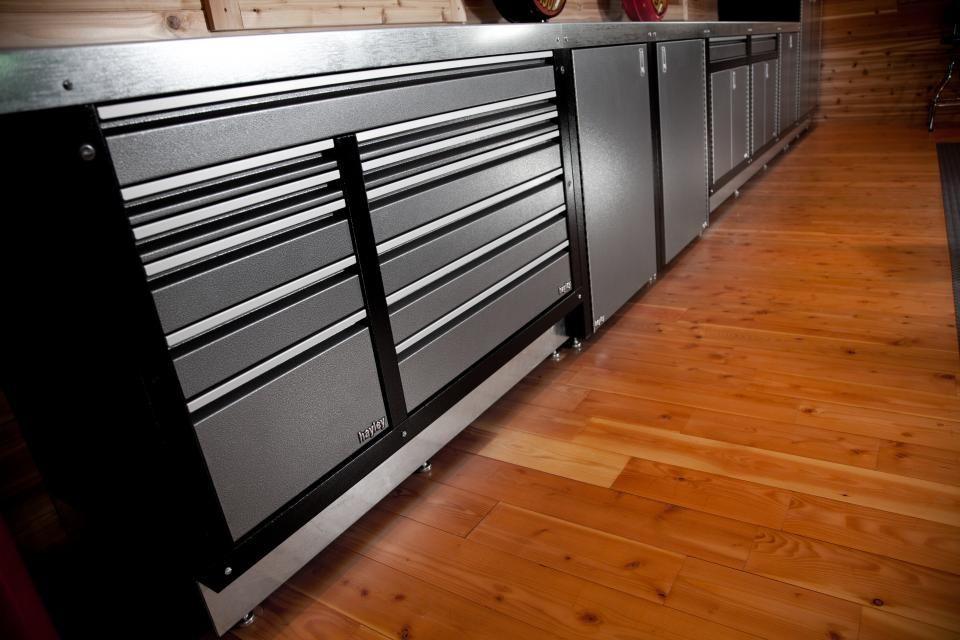 Blue Garage Cabinets   Garage Workshop   Pinterest   Custom Garages, Wall  Storage Systems And Cabinet Shelving