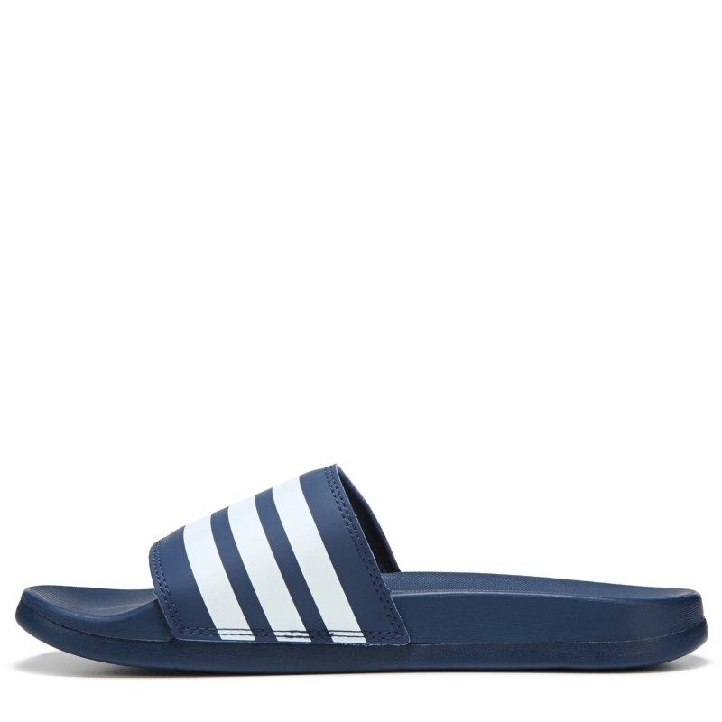 893fc2ca8022 Adidas Women s Adilette Ultra Slide Sandals (Coll Navy White Navy) - 11.0 M