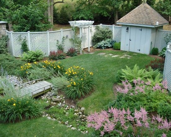 Privacy Backyard Design, Pictures, Remodel, Decor and Ideas - page 9