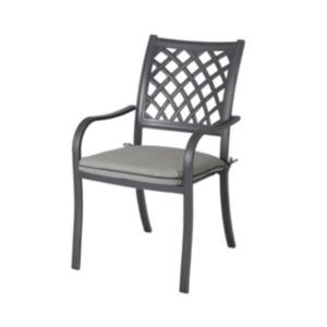 Magnificent Carambole Grey Metal Armchair Products In 2019 Armchair Lamtechconsult Wood Chair Design Ideas Lamtechconsultcom
