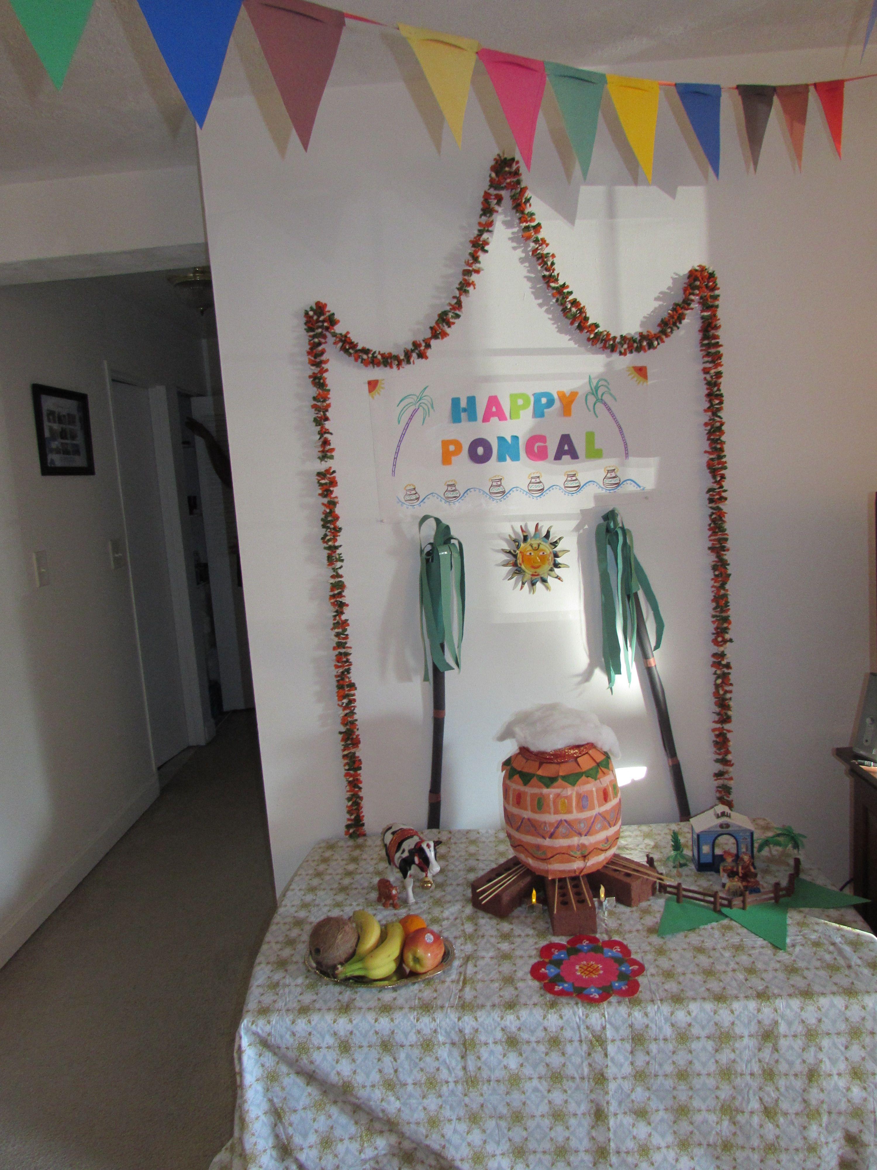 Pongal decorations | Pongal Decorations | Pinterest ...