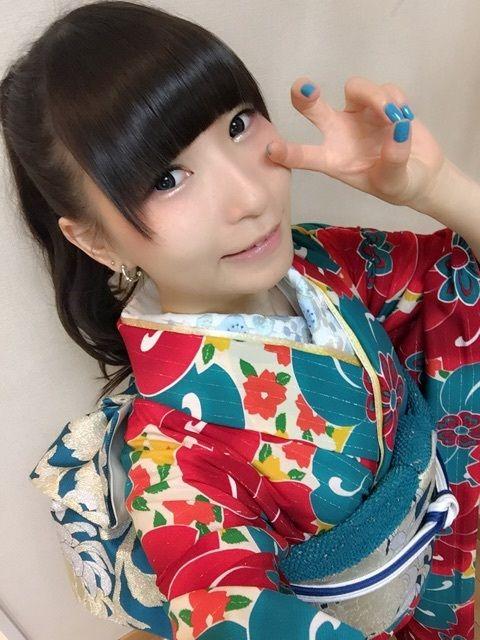 藤咲彩音の着物画像