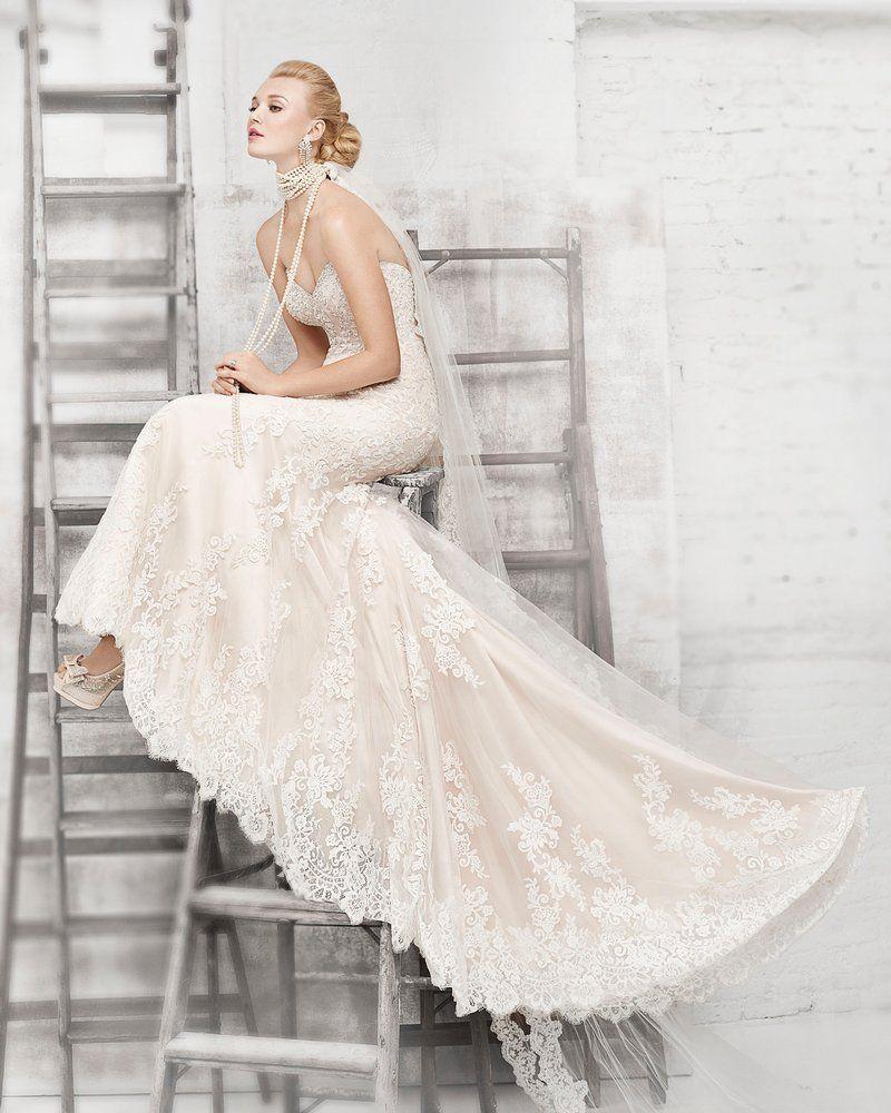 DaVinci Brautmoden 14  Brautmode, Neue brautkleider, Kleid hochzeit