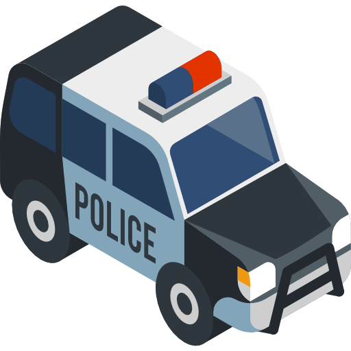 Police Car Free Vector Icons Designed By Freepik Vector Icon Design Icon Design Vector Free