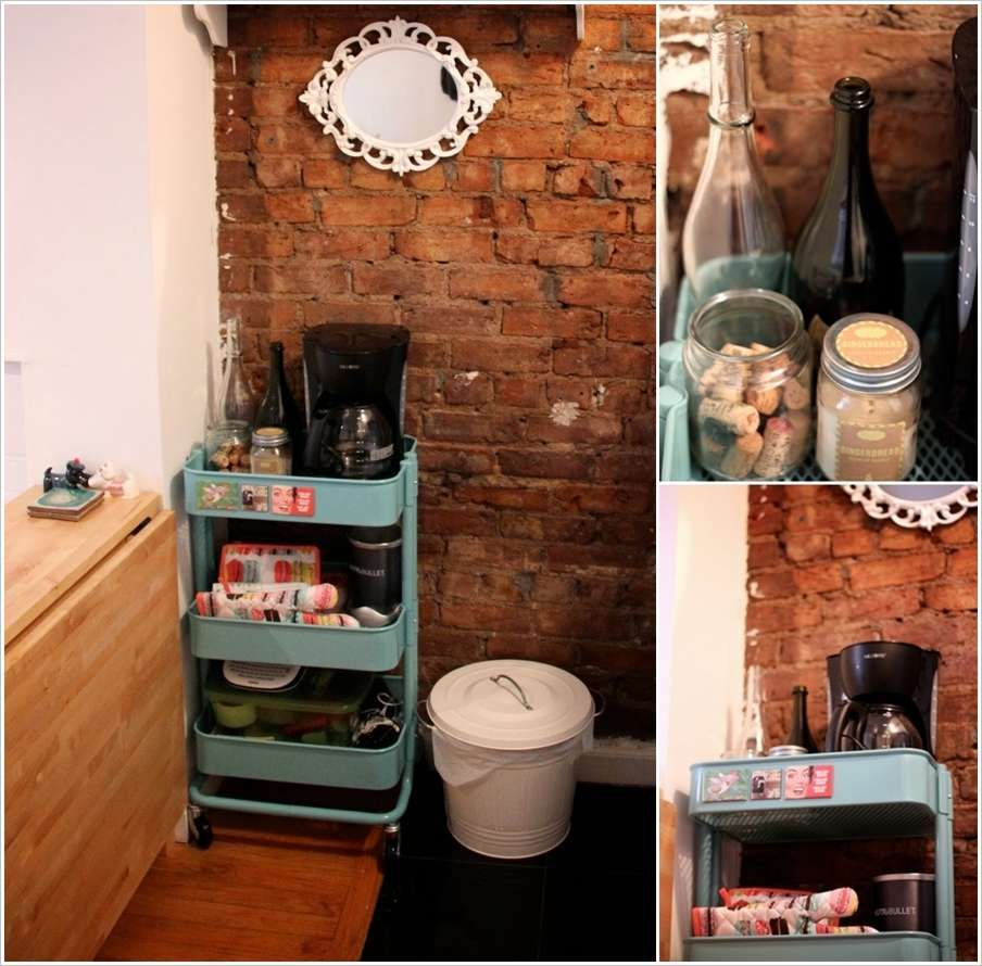 Amazing Interior Design  Clever Ikea Rolling Cart Hacks That Are Simply Awesome