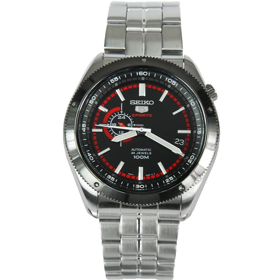 Seiko 5 Sports Automatic Watch SSA069K1 SSA069 Seiko 5
