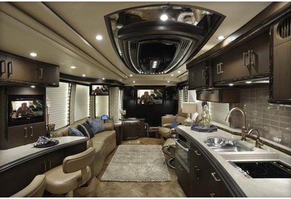 Inside The Most Luxurious Multi Million Dollar Motor Homes