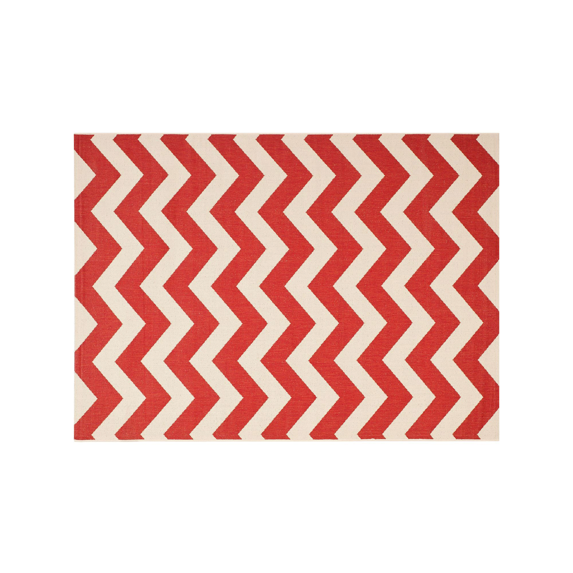 safavieh courtyard zigzag chevron indoor outdoor rug brown  - safavieh courtyard zigzag chevron indoor outdoor rug brown