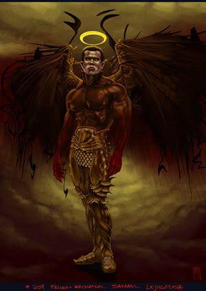 ChoW # 209 :: VOTING :: Fallen Archangel Samael | Archangel