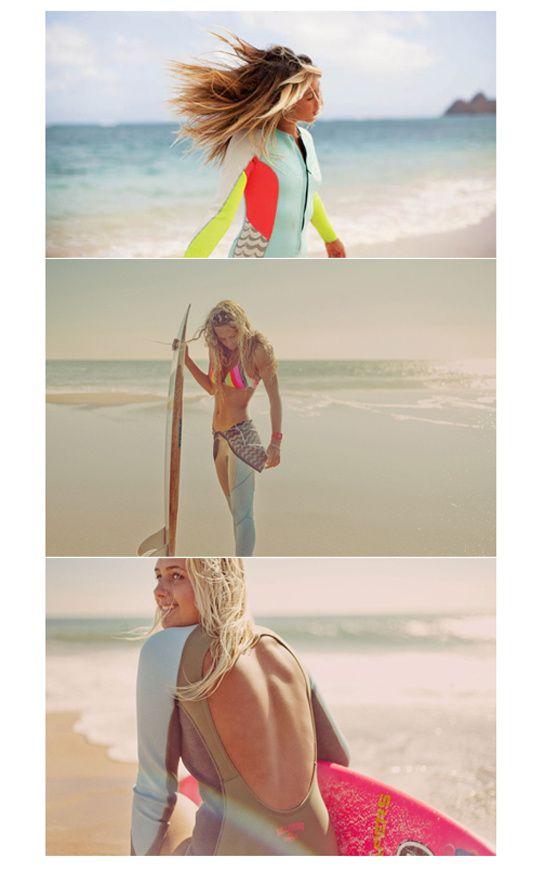 Surfing beauty, Collection Surf Capsule de Billabong