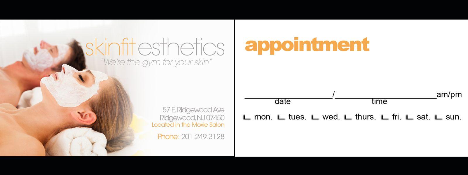 Unique Esthetician Business Cards Ideas | esthetics business card ...