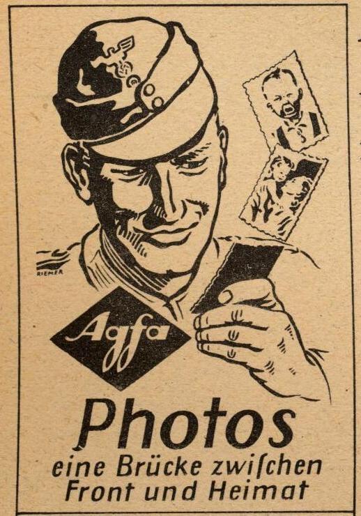 adv Agfa 1944