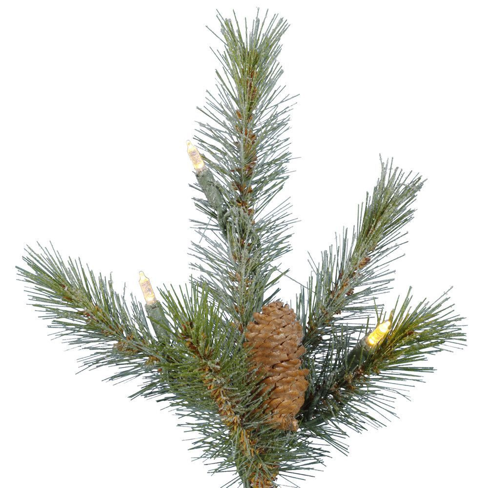 Vickerman 3.5Ft. Frosted 268 Tips Christmas Tree 135 Warm