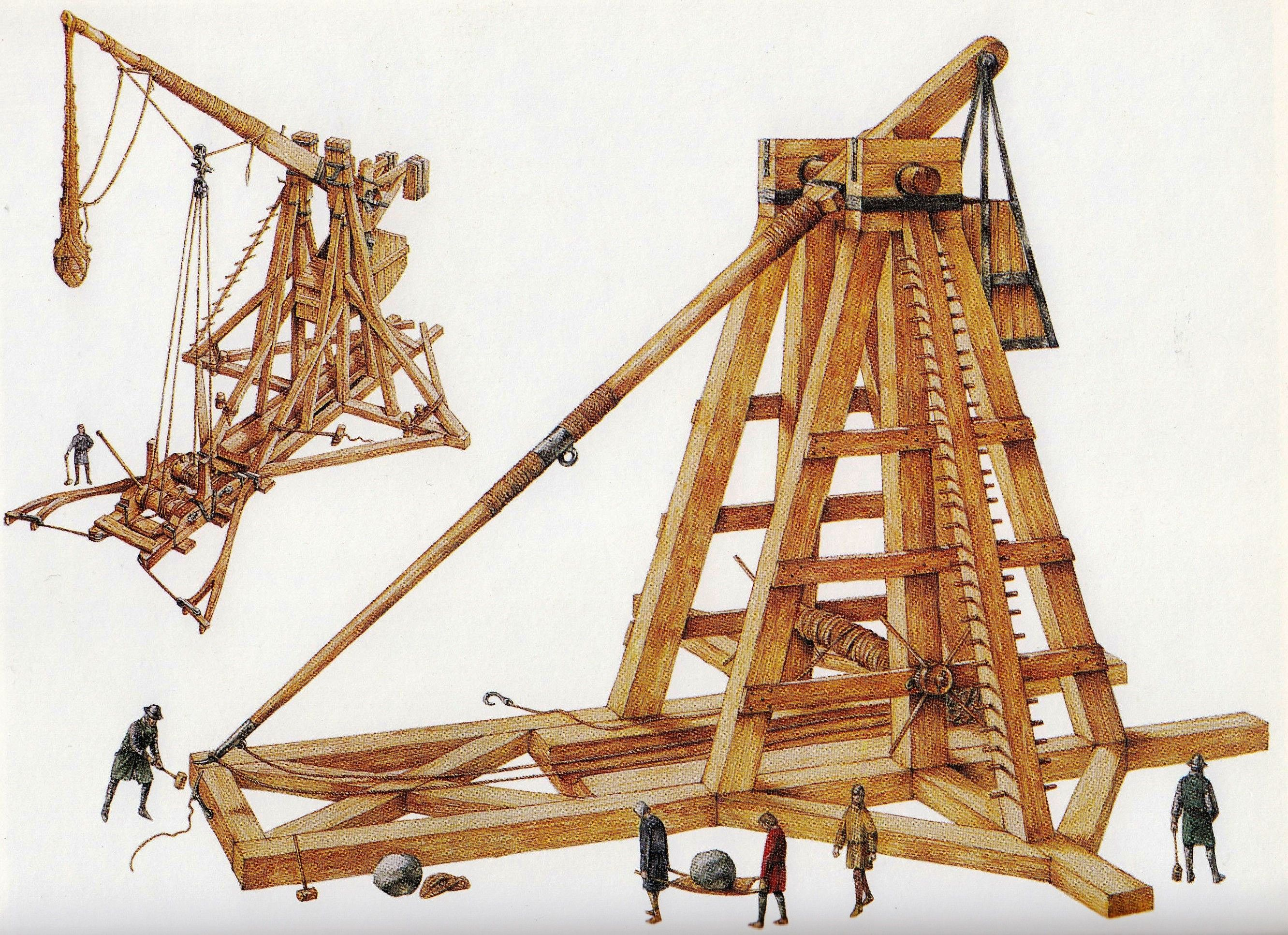 medium resolution of counterweight trebuchet