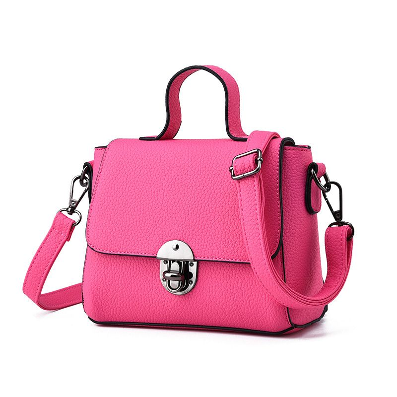 2017 jing pin black hand bag PU leather handbags for women online handbag b387eebf0c591