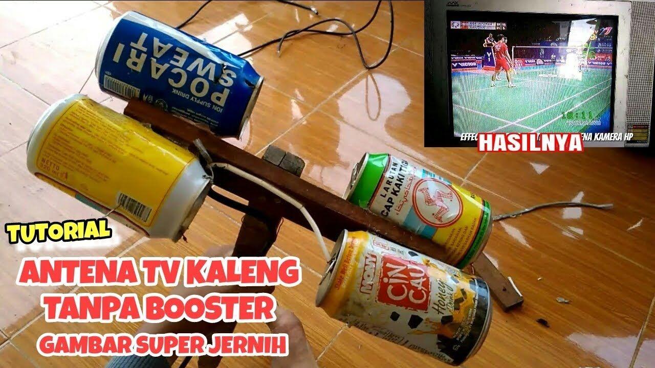 Cara Agar Tv Jernih Dengan Antena Dalam Tv Booster Personal Blog