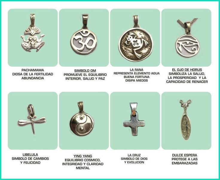 Amuletos Y Significado Lucky Charms Pinterest Con Imagenes