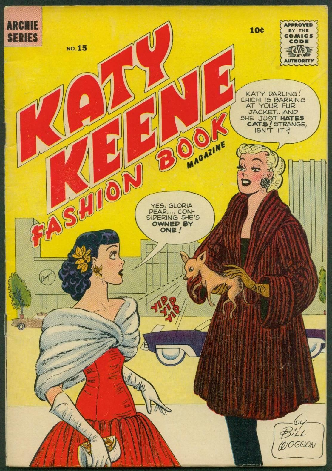 KATY KEENE comics FULL RUN Extras ANNUALS 1950/'s GOLD /& Silver Age ARCHIE 99