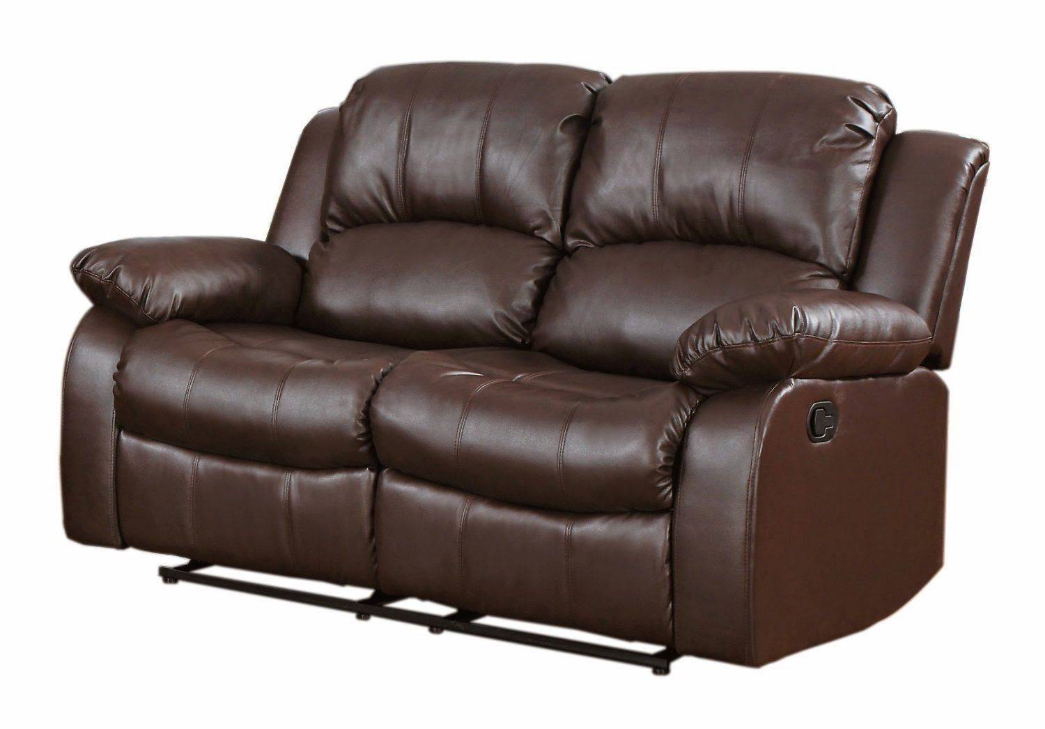 Best Leather Reclining Sofa Brands Reviews 2 Seat Reclining Leather Sofa Sectional Sofa With Recliner Couch And Loveseat Love Seat
