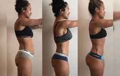 This Mom's Photos Show Her Transformation From 'Skinny-Fat' To Strong
