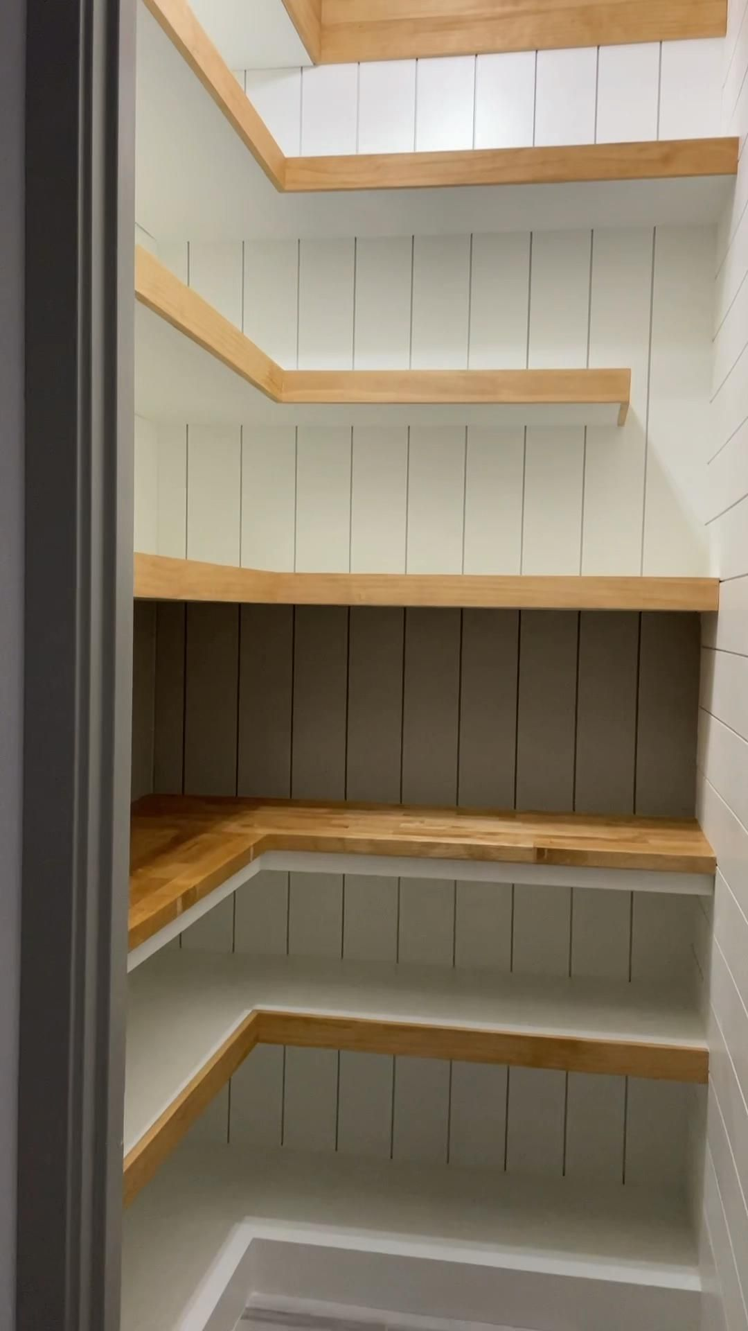 The Best Upgrades We Made in Our DIY Pantry