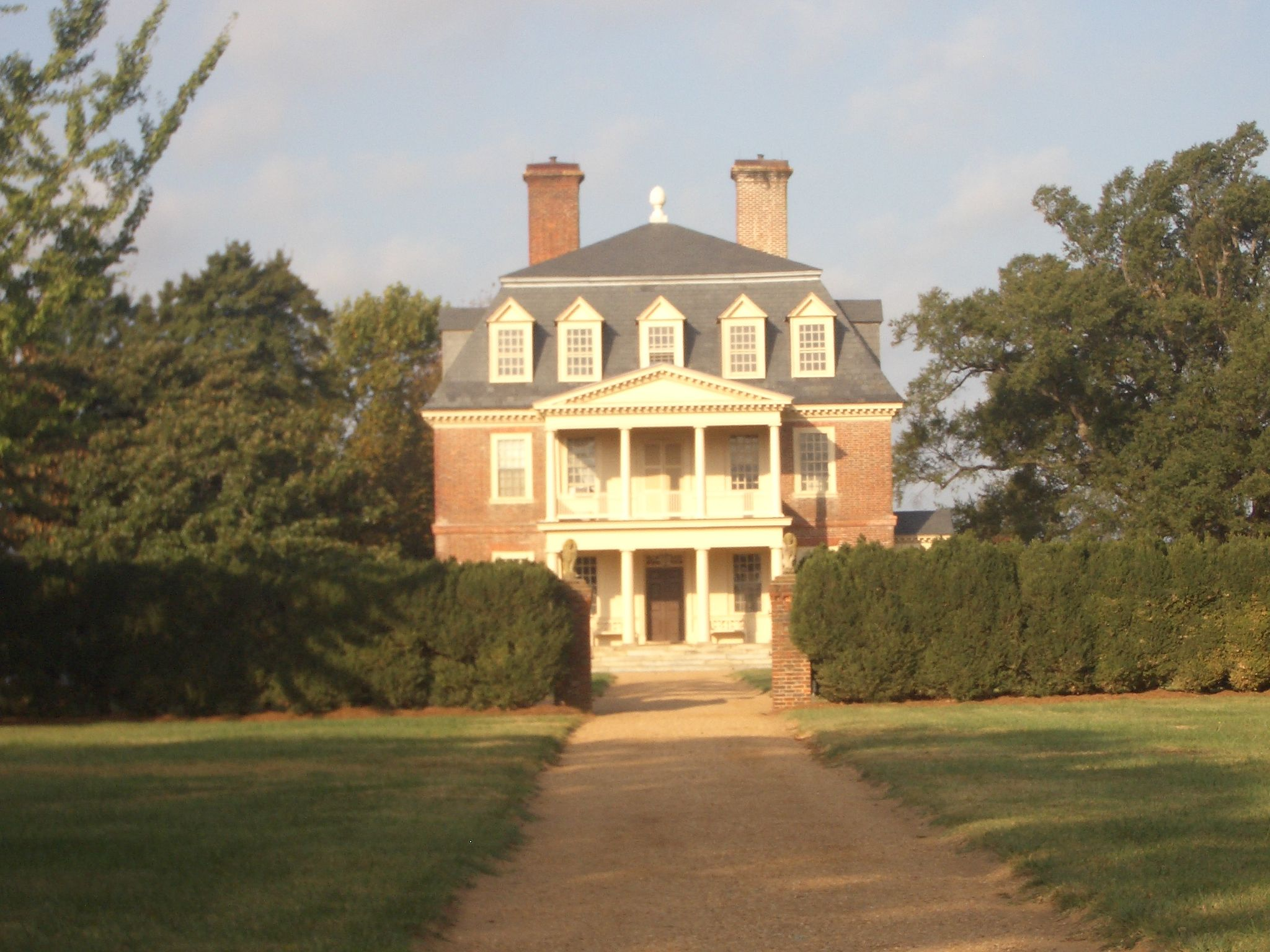 Shirley Plantation, Va. in 2019 Shirley plantation