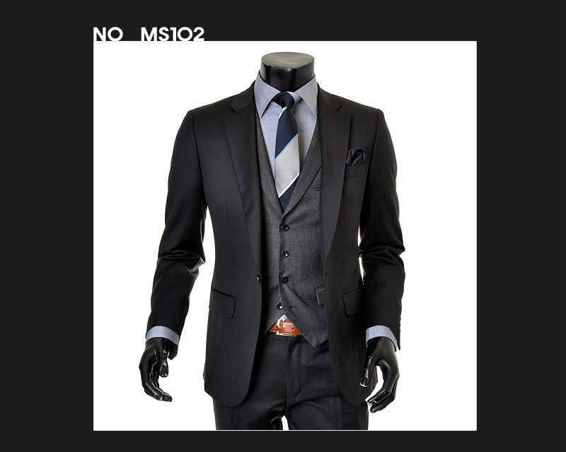nice color combo, don\'t know if I like the belt though | suit and ...