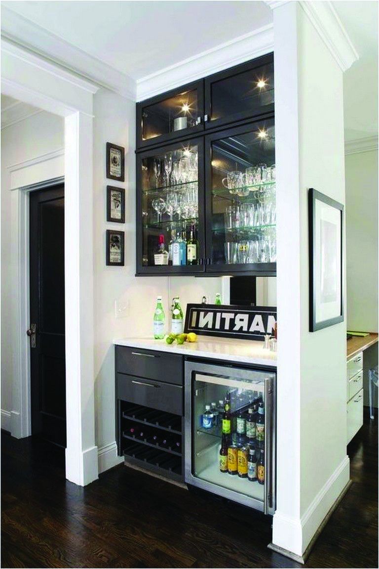 Do It Yourself Mini Nights Clubs To Jumble Your Residence Style Homes Tre Home Bar Rooms Bar Room Design Living Room Bar