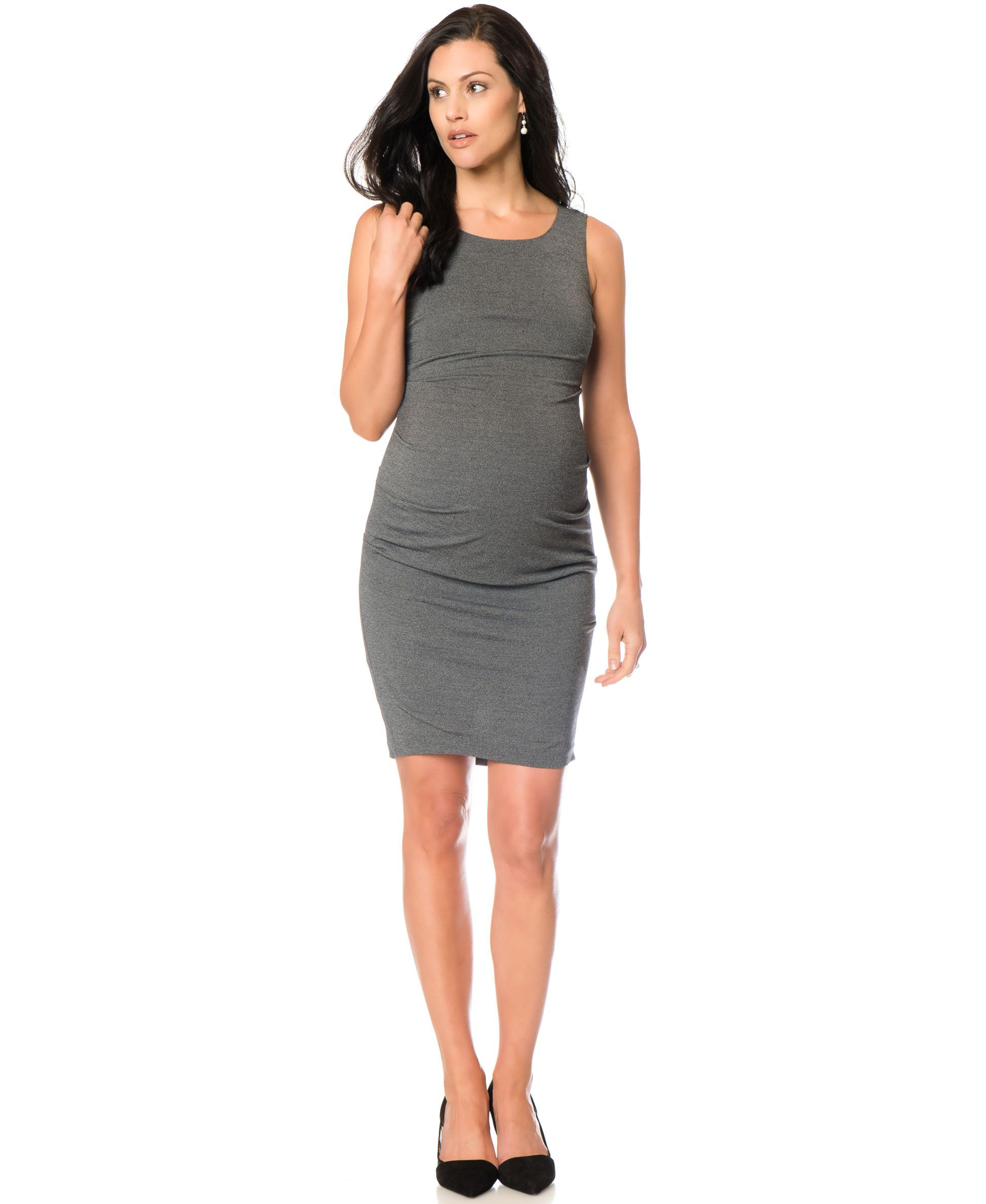 A pea in the pod maternity ruched tank dress products a pea in the pod maternity ruched tank dress ombrellifo Gallery