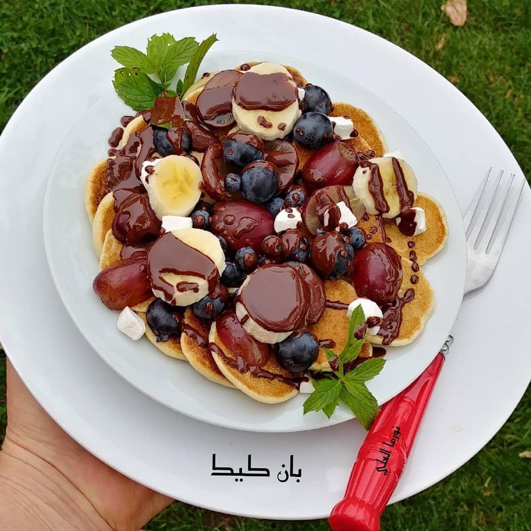 ميني بانكيك مع سر البانكيك المضبوط Youtube Food Waffles Breakfast