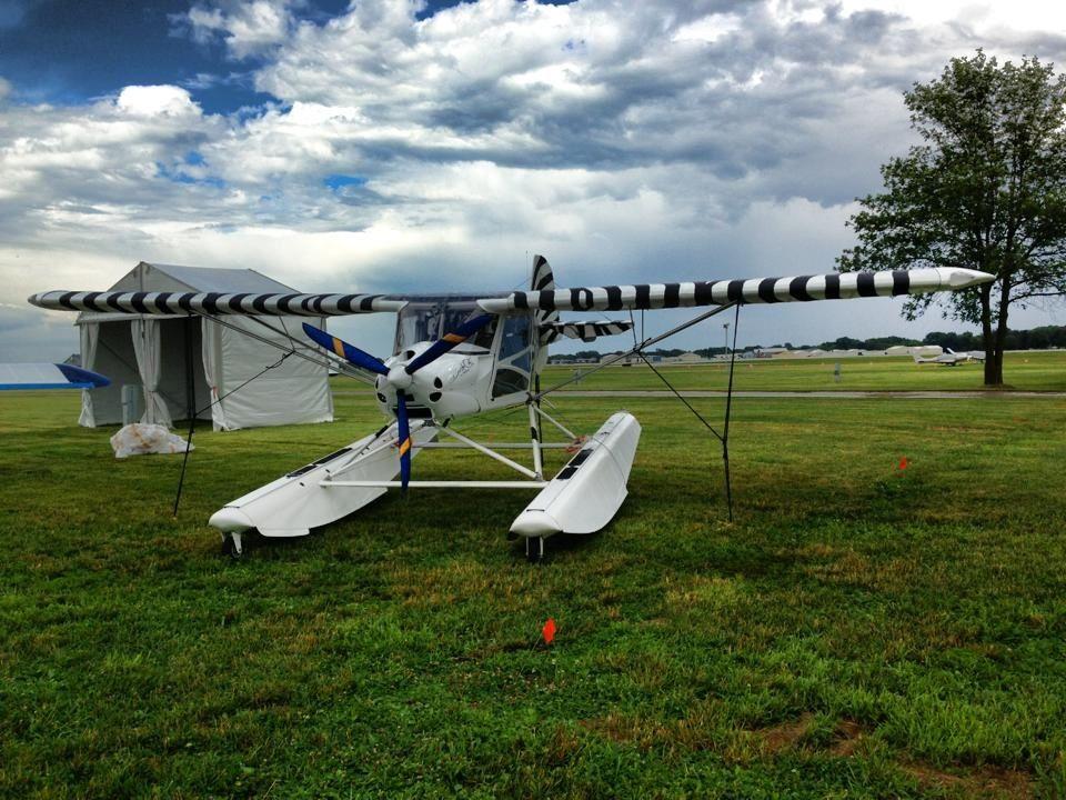 EAA AirVenture 2013 Booth OSH13 Park slide, Eaa, Park