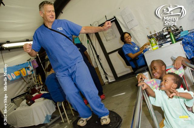 Mercy Physical Therapy >> A Floating Hospital Photo Of The Day Charitable Giving