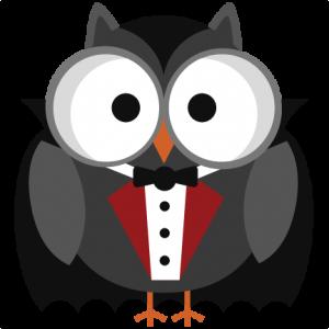 Owl halloween. Vampire svg my miss