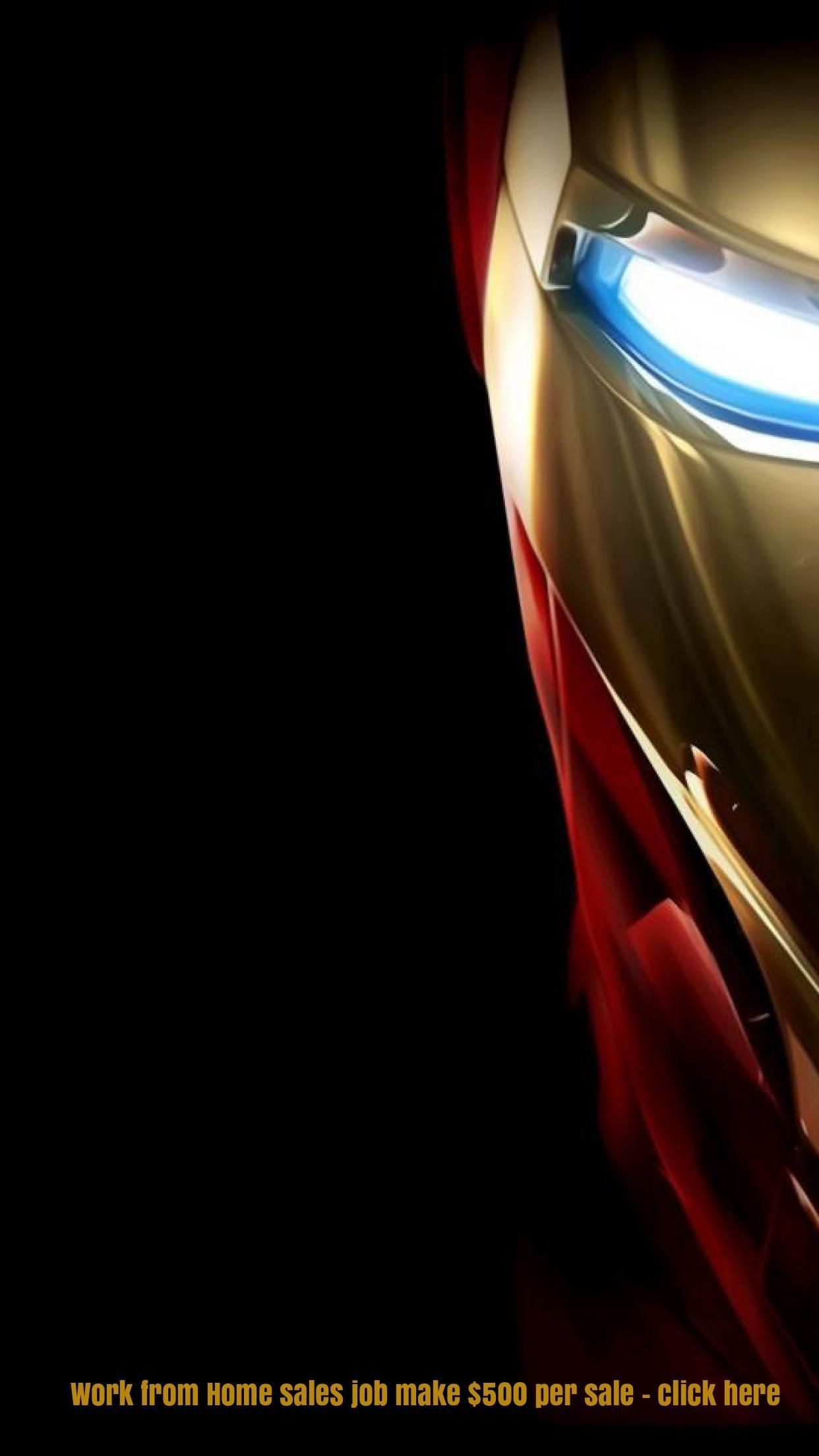 Iron Man Wallpaper 34447: Super Heroes And Villains Comic Books