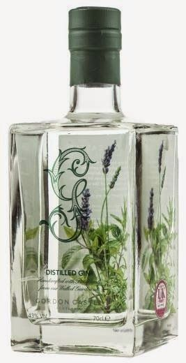 hmmmmm gordon castle gin neat a clean fresh and herbal taste
