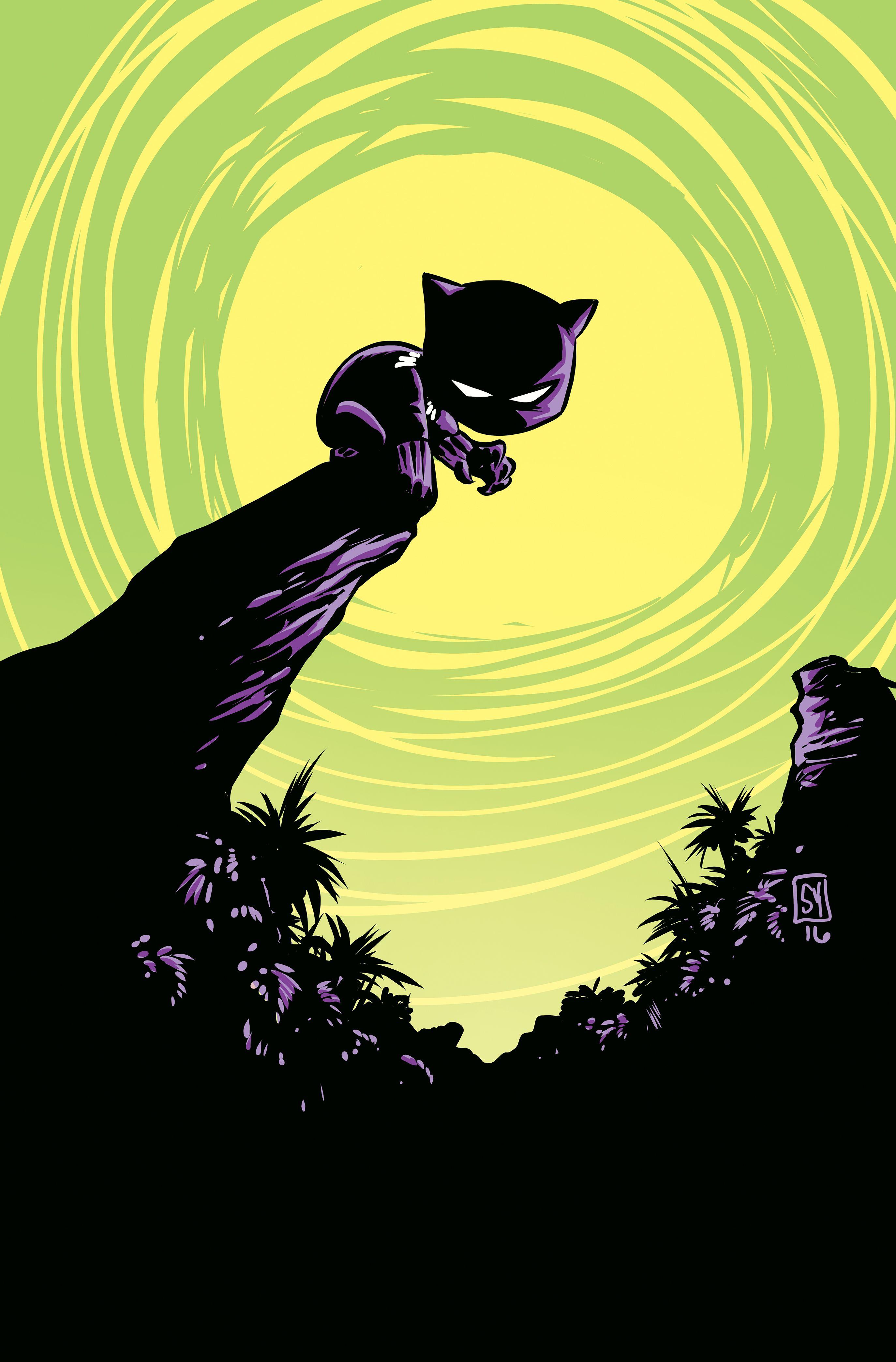 Black Cat # 1 Skottie Young Variant Cover NM Marvel
