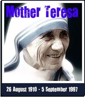 Kumpulan Kata Bijak Mother Teresa Istono Girimulyo Mother Teresa Pictures Mother Teresa Mother Angelica