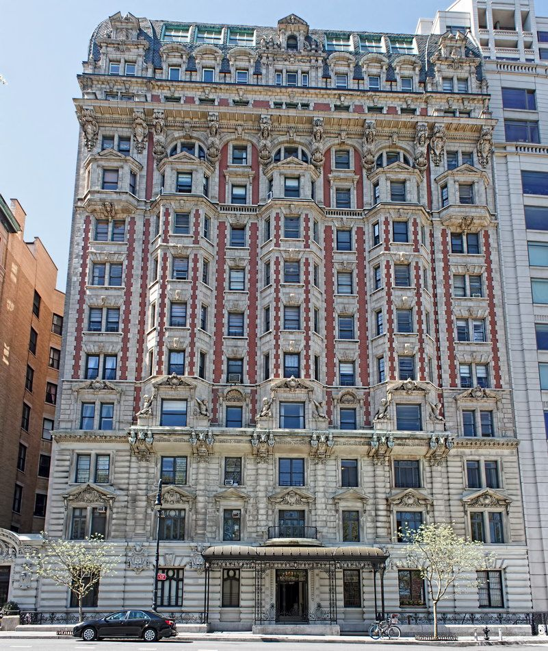 New York City Apartments: Chatsworth Apartments And Annex Are Magnificent Beaux Arts