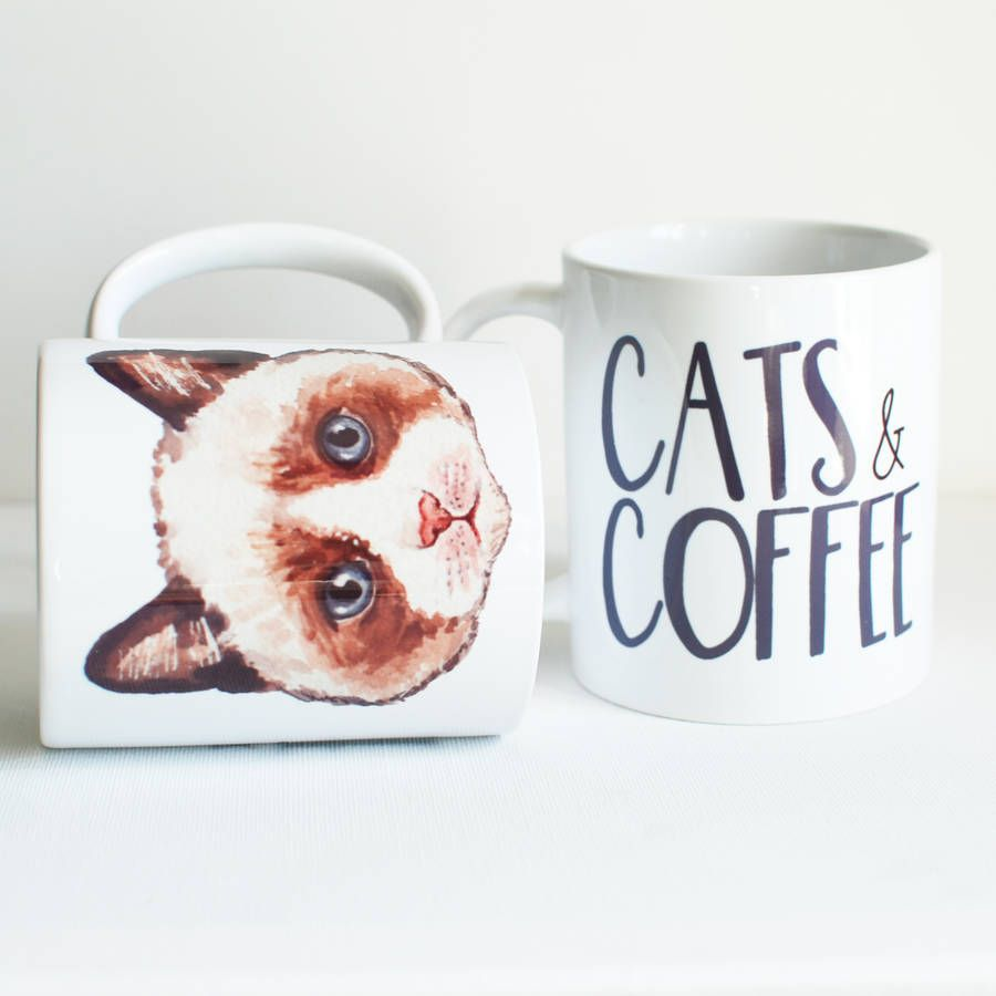 Are you interested in our coffee mug? With our cat gift you need look no further.