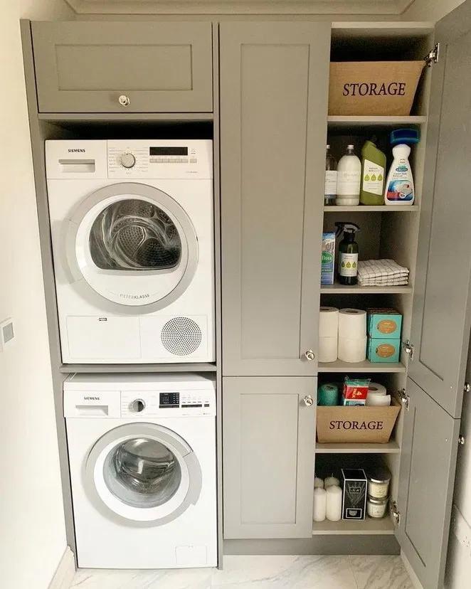 Photo of 40+ ausgezeichnete Dekorationsideen für Waschküchen als Inspiration 29   Bloghenni.online