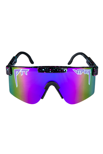 5ab509b67d The Night Falls Black and Purple Pit Viper Sunglasses