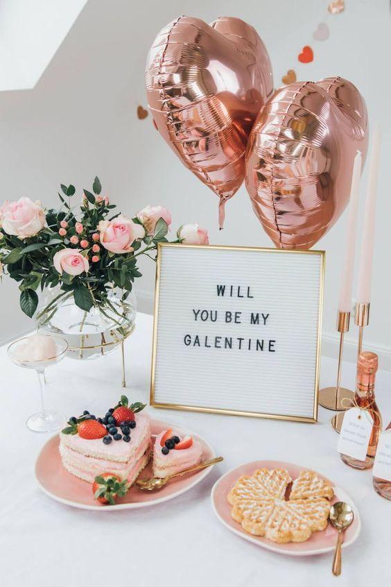 14 idées repérées sur Pinterest pour fêter la Saint Valentin