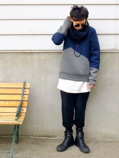 cda1386660d8 TogA|GUCCIのスニーカーを使ったコーディネート | mens fashion ...