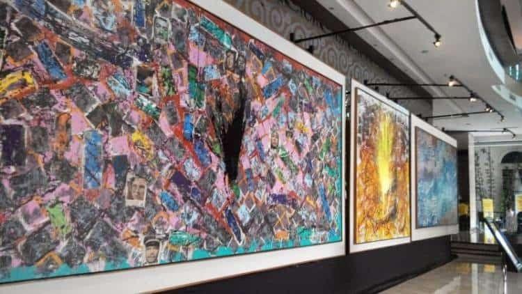Contoh Lukisan Hubungan Manusia Dengan Alam Khayal Hasil Karya Seni Rupa Seperti Ini Sering Disebut Dengan Karya Seni Sureali Painting Lukisan Rene Magritte