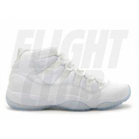 Big Discount 66 OFF Air Jordan Retro 11 Anniversary Edition White Silver 408201101