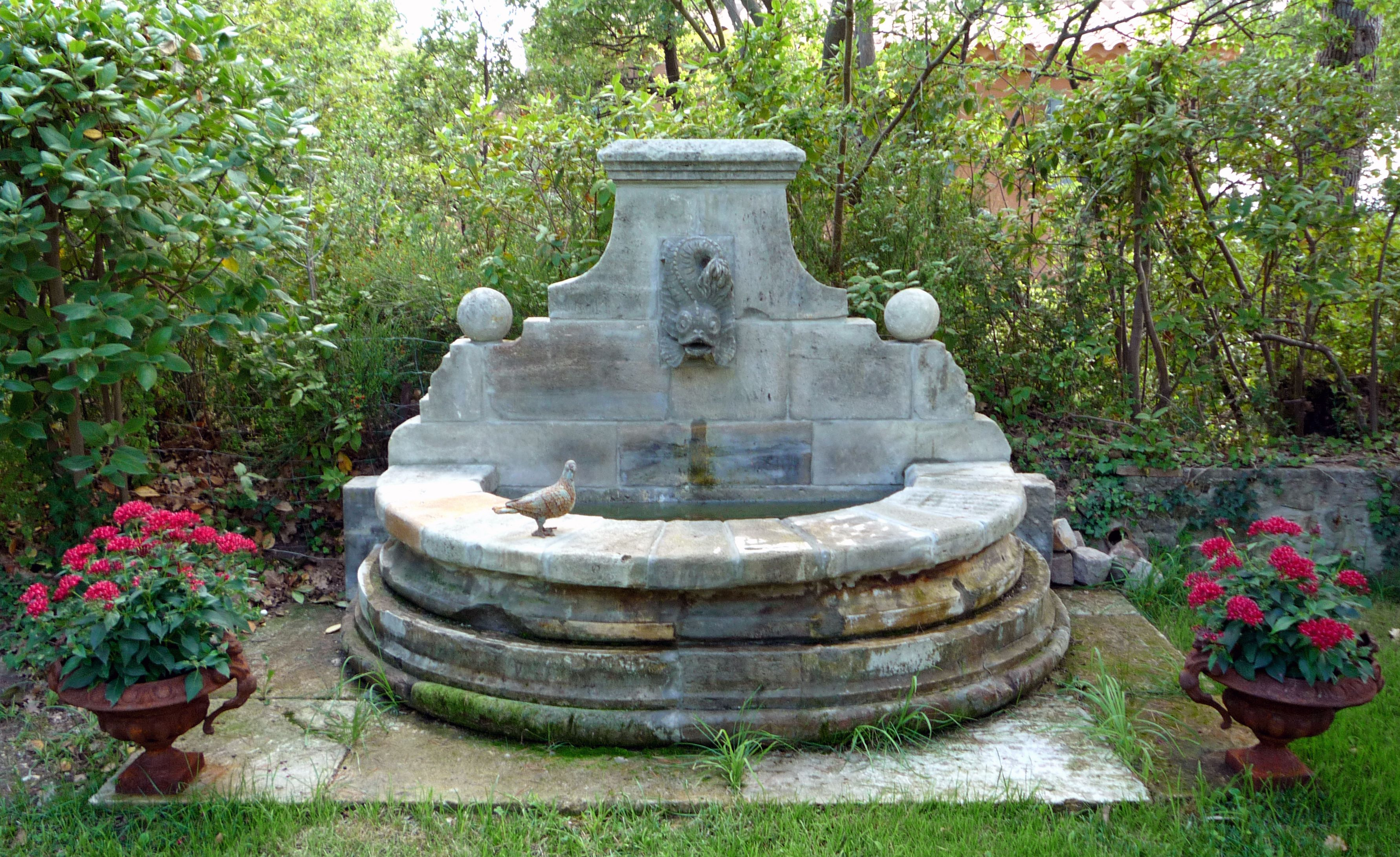 50++ Fabriquer une fontaine de jardin en pierre trends