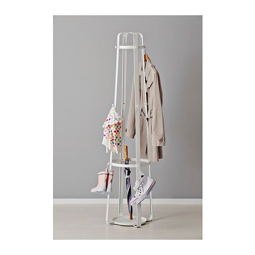 Enudden Hat And Coat Stand Ikea I Could Put Wrapping Paper In The